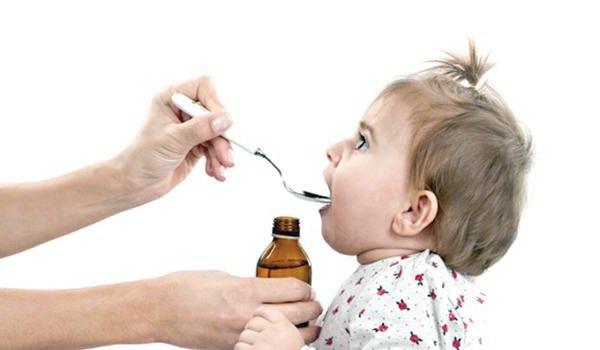 Antibiotici per bambini.  nomi