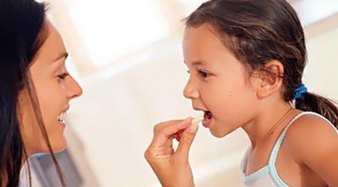 Antibiotico ad ampio spettro per bambini