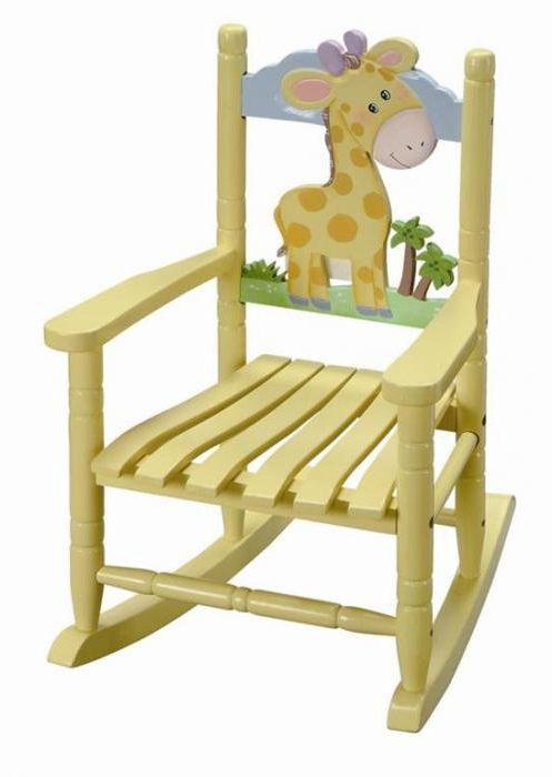 детските столове го правят сами