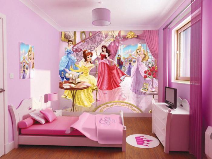 otroška zasnova za dekleta