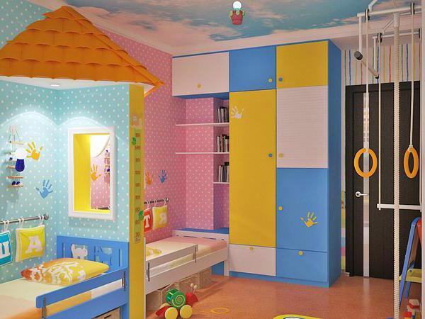 oblikovanje otroka fant in dekle