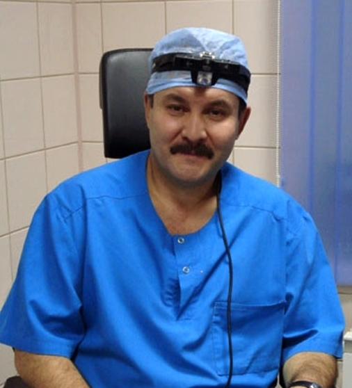 Идрис Амутов