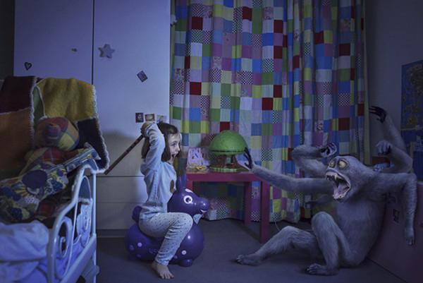 djetinjstvo se boji kako se boriti