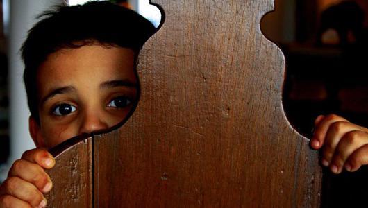 prevladavanje dječjih strahova