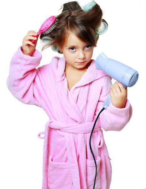 acconciature per bambini per le ragazze per i capelli corti
