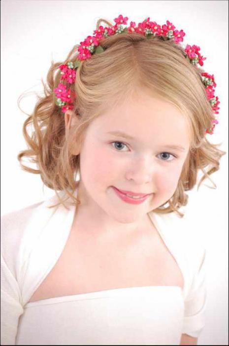 acconciature per bambini per capelli corti al ballo di fine anno