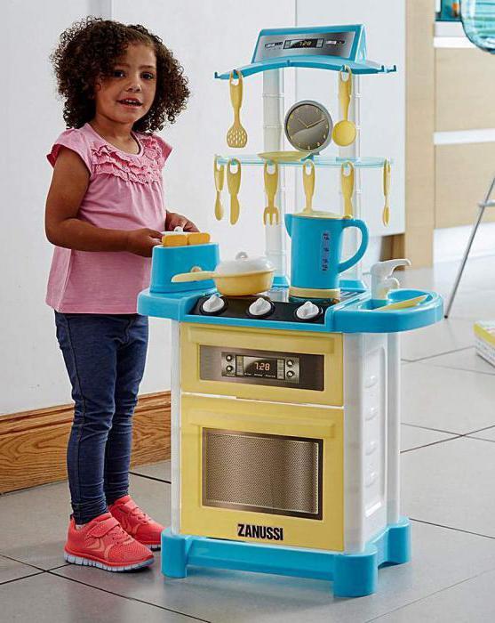 Zła kuchnia dla dzieci z recenzjami wody