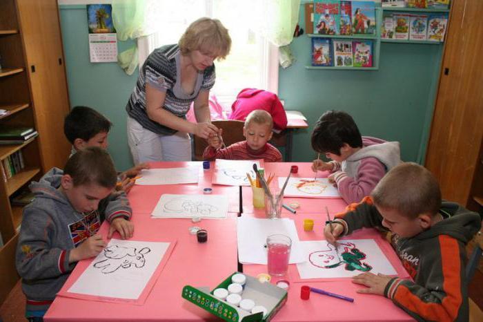 Campo di ricreazione per bambini Zarnitsa