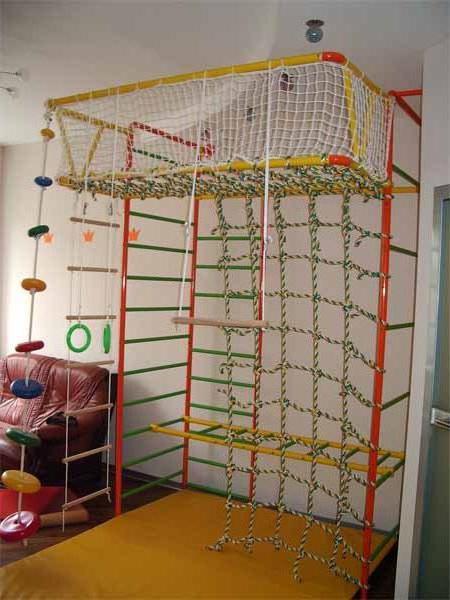 дјечји спортски комплекс за дјецу