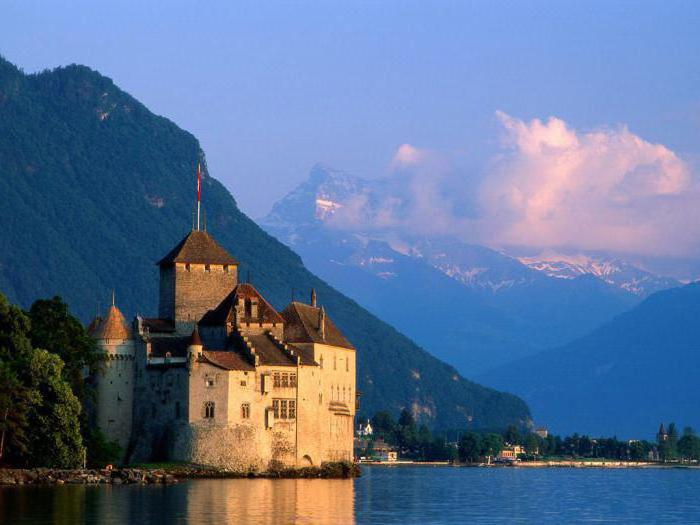 dvorac chillon