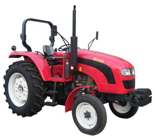 rezervni dijelovi za kineske traktore