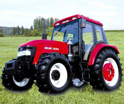Kineski mini traktor za kućanstvo