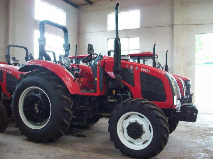 Kineski motori traktora