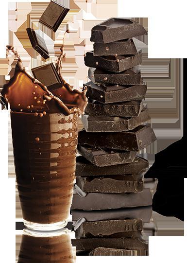 čokoládová strava po dobu 3 dnů