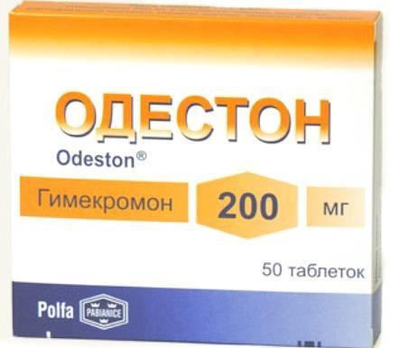 Istruzioni per l'uso di Odeston