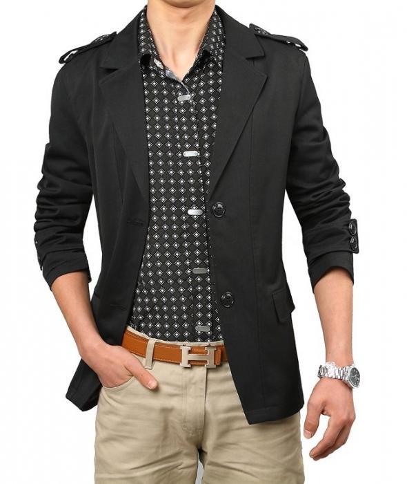 Moška klubska jakna