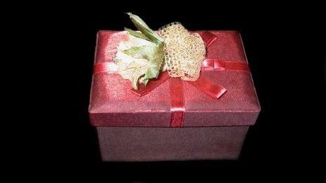 srebrno poročno darilo