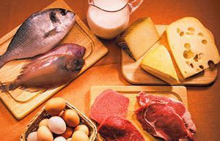 sadržaj proteina u hrani