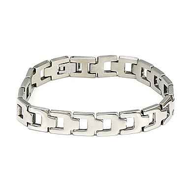 bracciale da uomo in argento