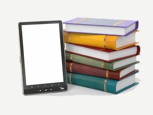 selezione di libri elettronici