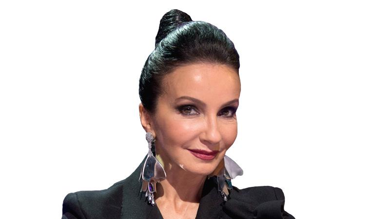 Koreografkinja Alla Sigalova