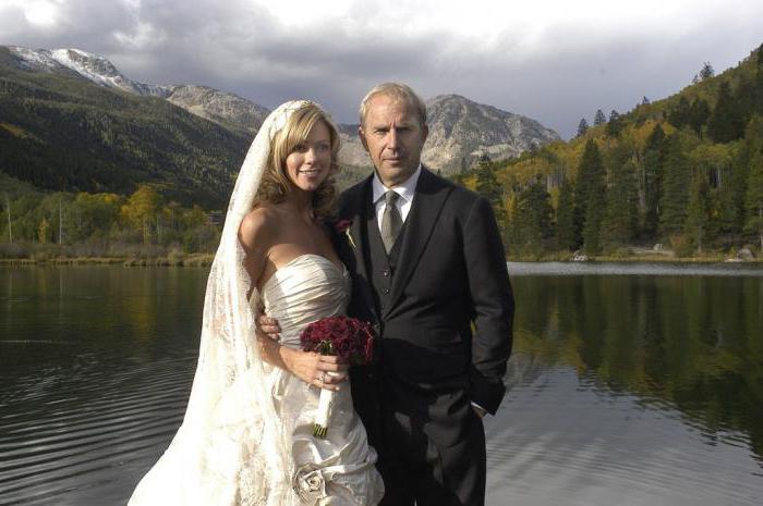 Kevin Costner i Kristin Baumgartner