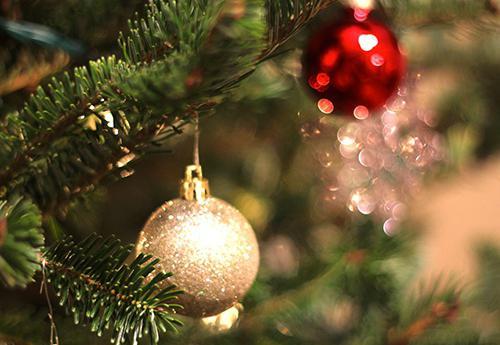 Божићна срећа