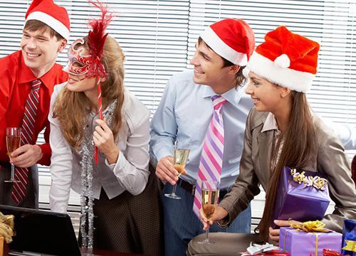 прорицање на новогодишњој забави