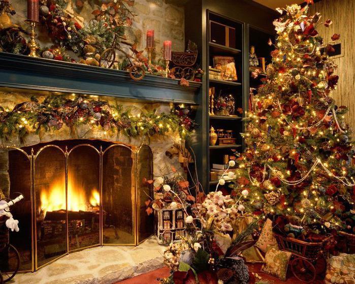 Новогодишњи знаци и традиције