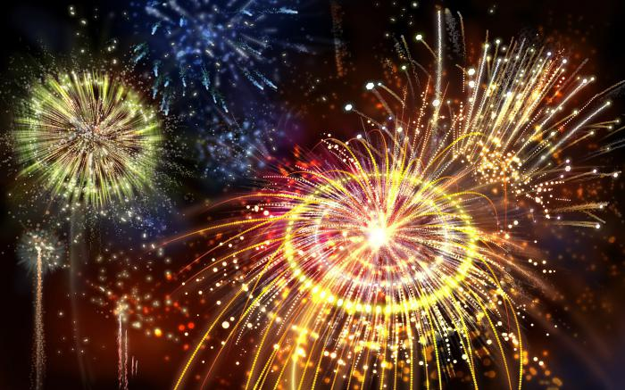 Novoroční tradice