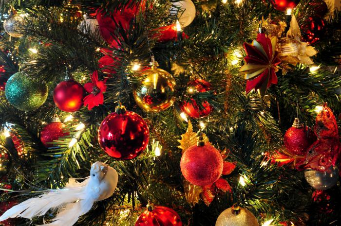 Novoroční tradice různých zemí