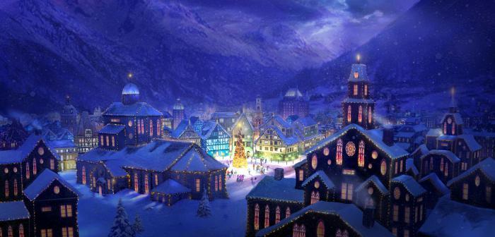 Новогодишње традиције Русије
