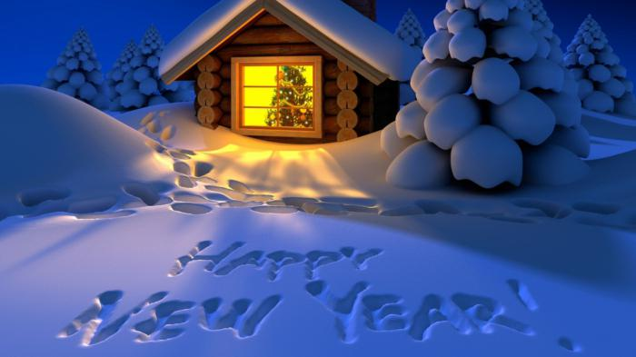legrační nové rok znamení