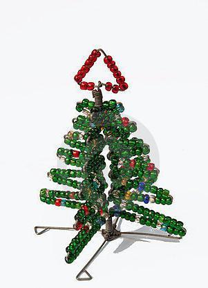 albero di Natale in rilievo