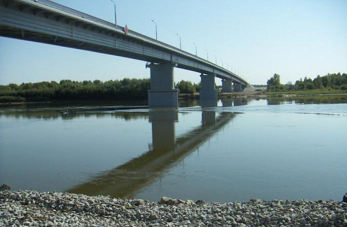 Gdje je rijeka Chulym