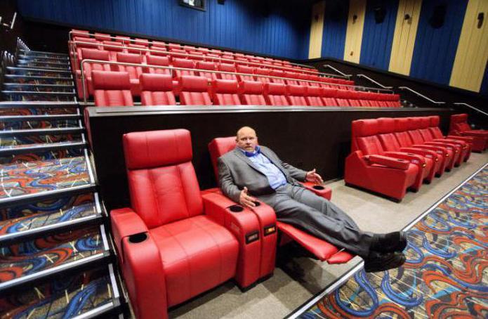 Cinema 3D a San Pietroburgo