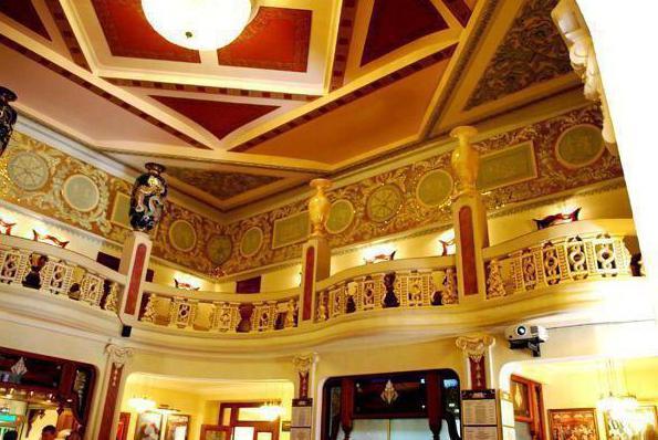 Cinema Aurora San Pietroburgo