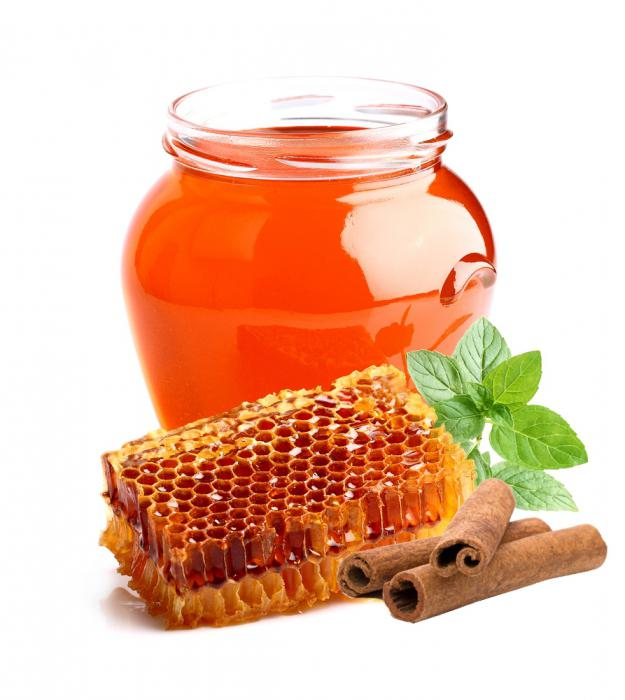 канела с мед