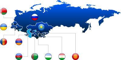 Popis zemalja ZND-a
