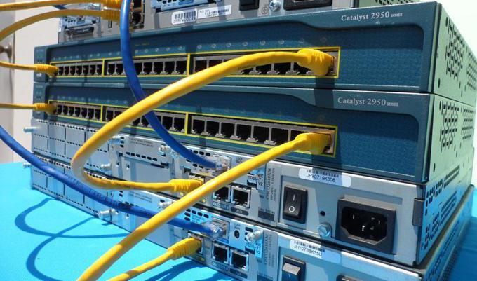 interruttori Cisco