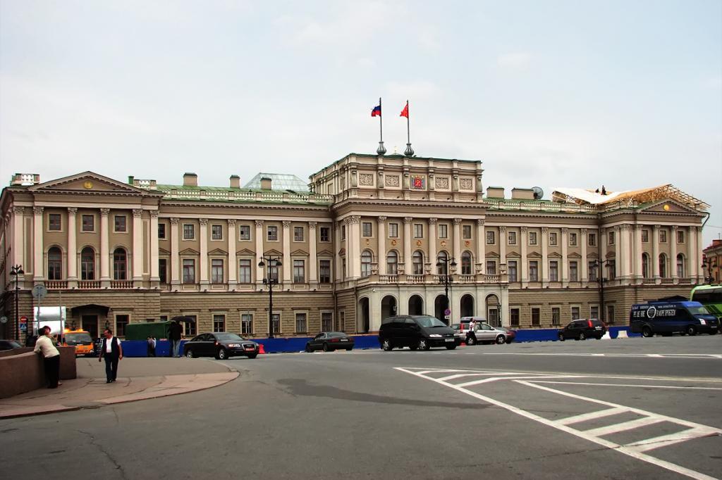 Наследство Санкт Петербург