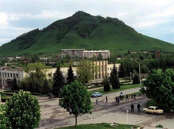 città di Lermontov Stavropol Territory