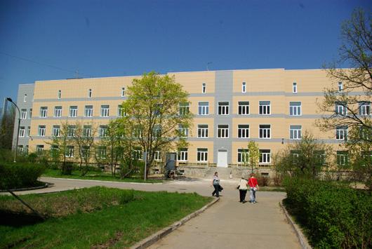 болнична сграда 40