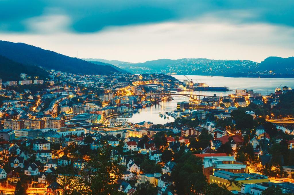 stranica za upoznavanja Bergen norveška