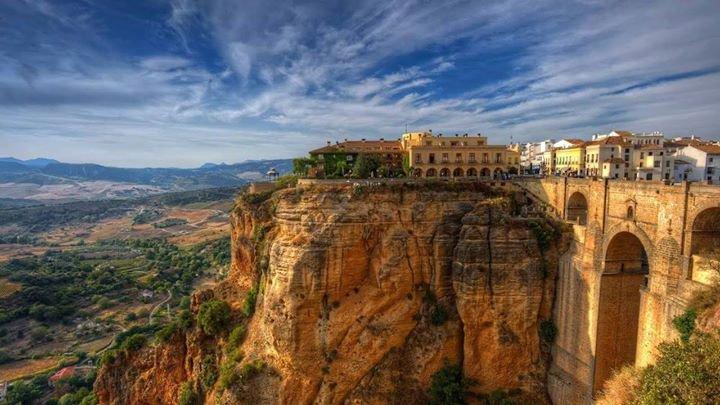 Grad Ronda, Španjolska