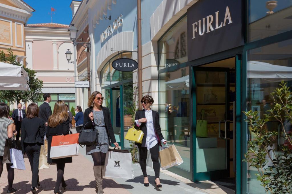 Пазаруване в Торино