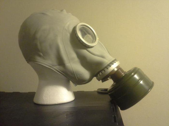 цивилна гас маска гп 5