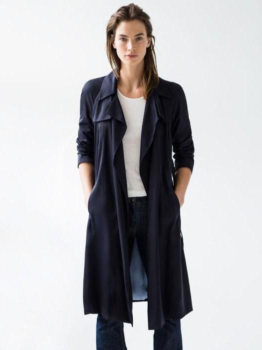 Ženski klasični kaput