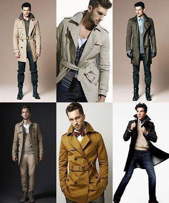 što nositi s klasičnim kaputom
