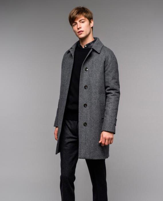 klasični engleski kaput